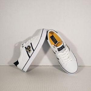 NWOT Boy's Ralph Lauren Polo Canvas Tennis Shoes